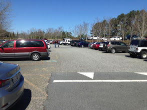 Photo: Ample Parking