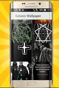 Satanic WallPaper - náhled