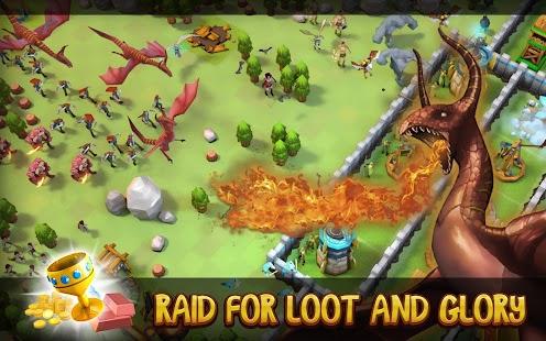 Greed for Glory: War Strategy- screenshot thumbnail