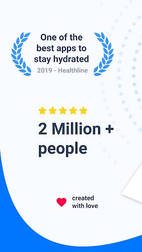 Hydro Coach PRO - Drink water screenshot 1
