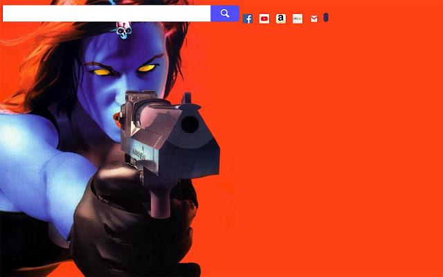 X-Men Marvel Heroes HD Wallpapers New Tab