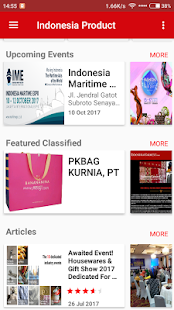 Indonesia Product- screenshot thumbnail