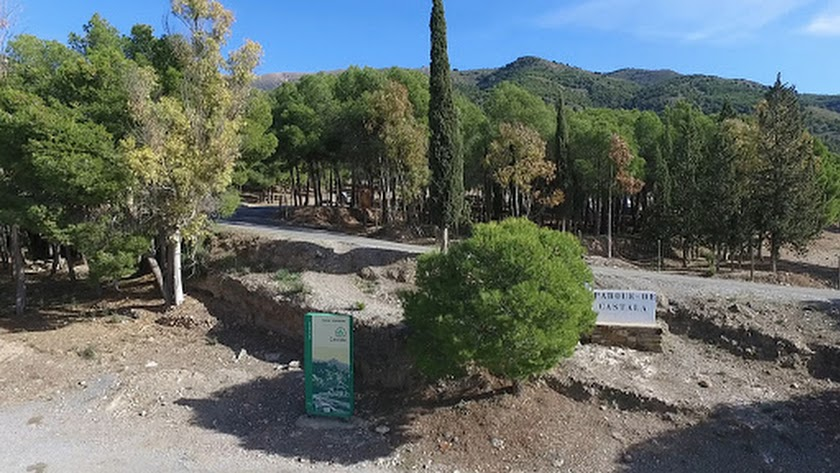 Parque Periurbano de Castala.
