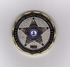 Photo: Botetourt County Sheriff, Challenge Coin