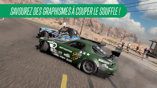Code Triche CarX Drift Racing 2 APK MOD screenshots 5