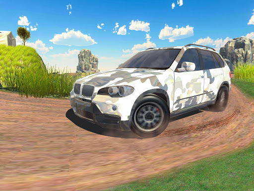 Offroad Jeep Army SUV Mountain Driving Simulator 1.3 screenshots 8
