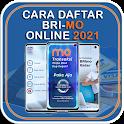 Cara Daftar BRImo Mobile Online Mudah Cepat 2021 icon