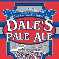 Logo of Oskar Blues Dale's Pale Ale