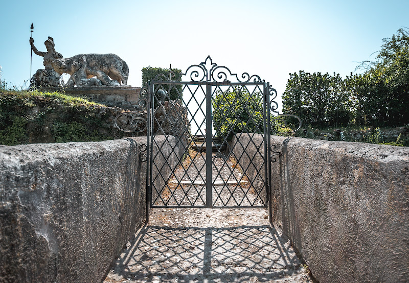 Il cancello delle fontane di villa D'Este di amedeozullojr