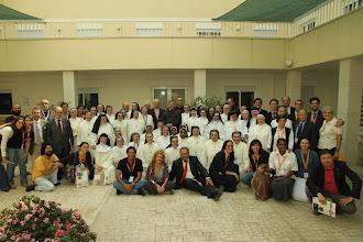 Photo: Grupo de personas que asistieron