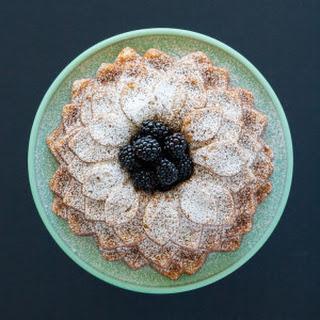 Lemon Poppy Seed Bundt Cake #BundtBakers