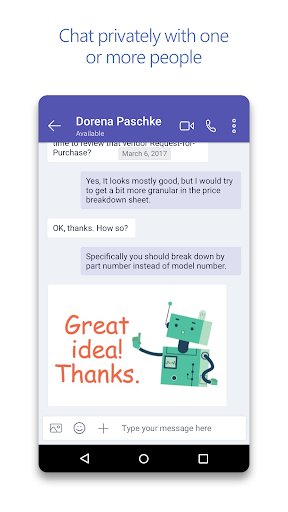 Microsoft Teams  screenshots 3