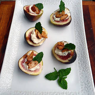 Cream Cheese Stuffed Figs Recipes.