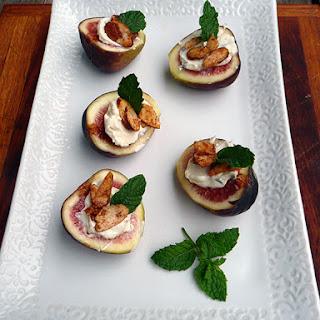 Cream Cheese Stuffed Figs Recipes.