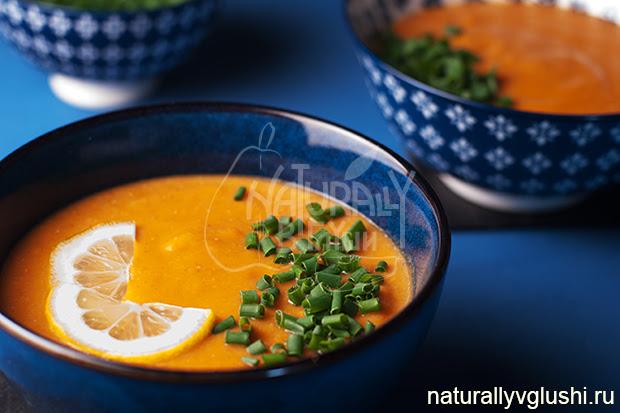 Чечевичный сур-пюре с имбирем рецепт | Блог Naturally в глуши