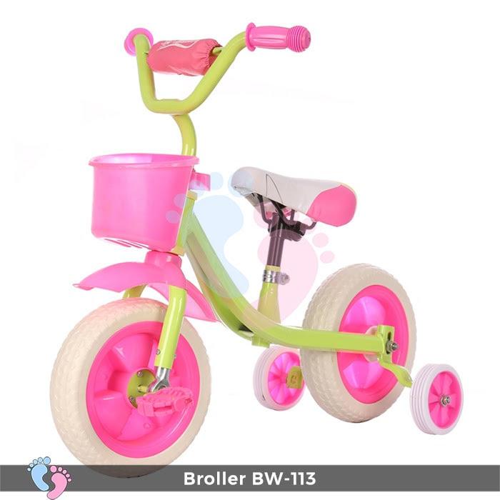 Xe đạp ba bánh Broller XD3-113 4