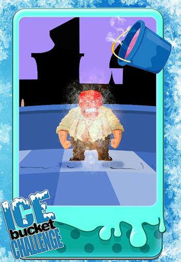 Ice bucket challenge game screenshot 3