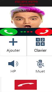 Real Call Felipe Neto - náhled