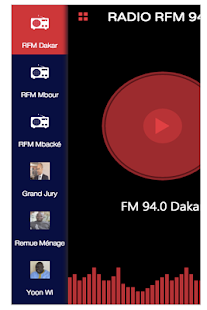 RFM RADIO SENEGAL- screenshot thumbnail