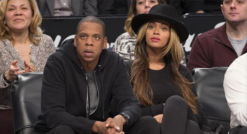 Jay-Z and Beyonce's raunchy snaps have left many in their feels.