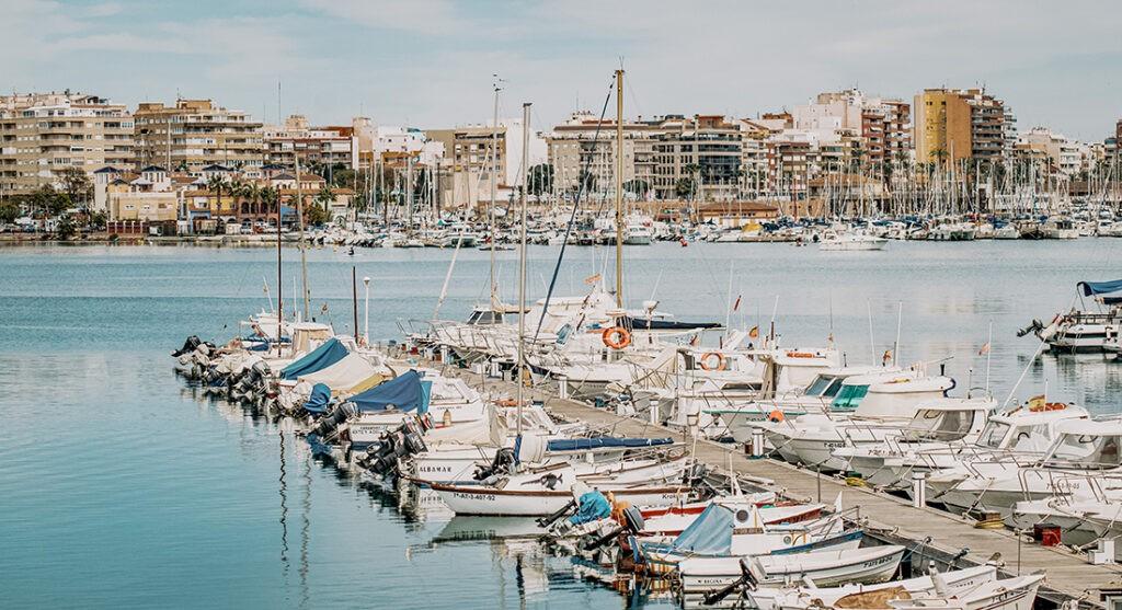 Место встречи — Испания