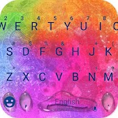 Holi Festival Keyboard Theme