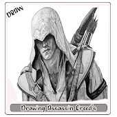 How To Draw Assassin Creed For Fans