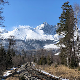 Vysoke Tatry by Ferdinand Debnárik - Uncategorized All Uncategorized