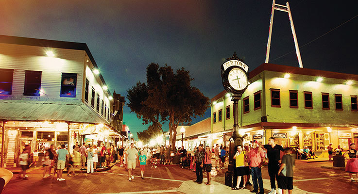 Step back in time at Old Town USA