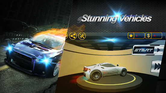 Fast Car Racer-Jumping- screenshot thumbnail