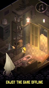 Very Little Nightmares Apk Download For Android and Iphone 4