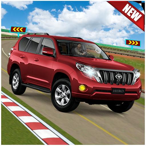 Crazy Prado Race 4x4 Rivals (game)