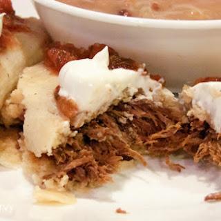 Crock-pot Red Pork Tamale Filling