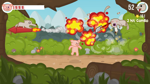 Iron Snout - Fighting Game apkmr screenshots 3