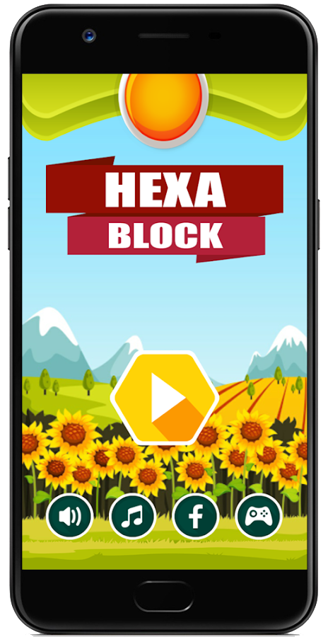 Hexa Block- screenshot