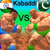 Kabaddi Game knockout League Tag Team Raiders 2018