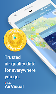 Air Quality | AirVisual 4.3.1-20