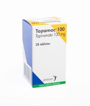 Topamac 100Mg Tabletas