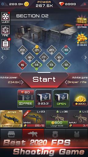 Battle Shooters: Free Shooting Games 1.0.4 screenshots 1