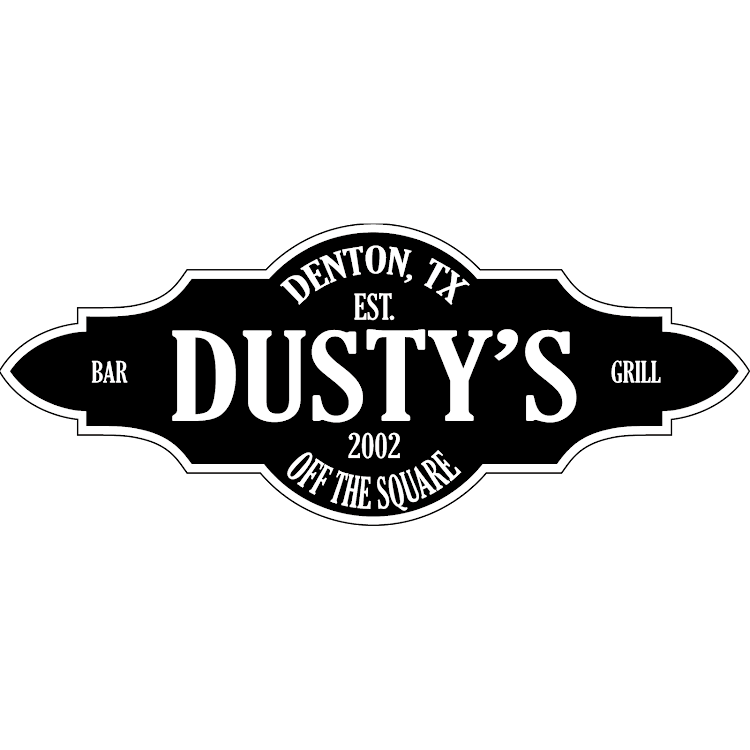 Logo for Dusty's