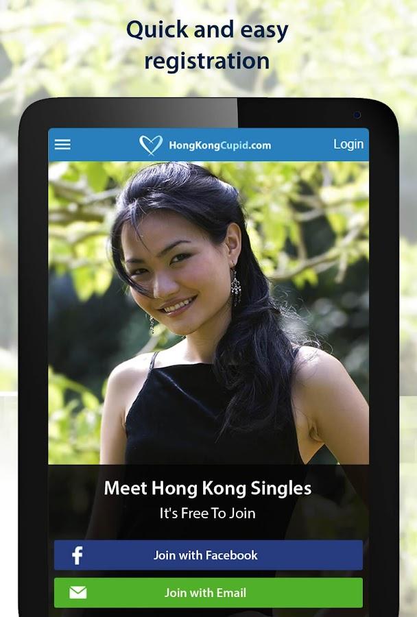 Hong Kong Dating Site - Free Online Dating in Hong Kong