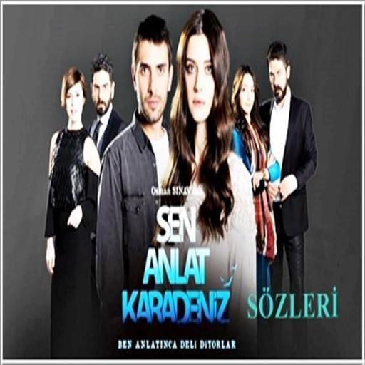 Sen Anlat Karadeniz Sözleri (app)