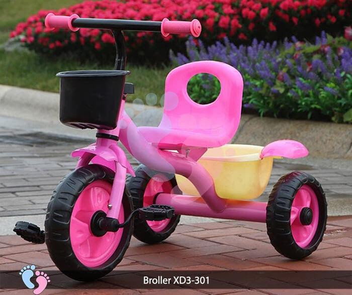 Xe đạp ba bánh trẻ em Broller XD3-301 1