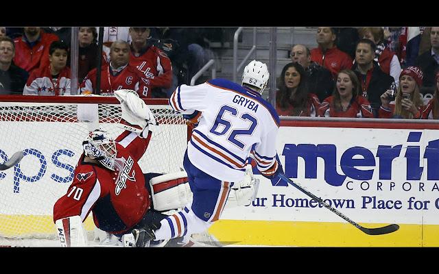 Edmonton Oilers Tab