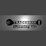 Logo of Tradesman Bricklayer Red