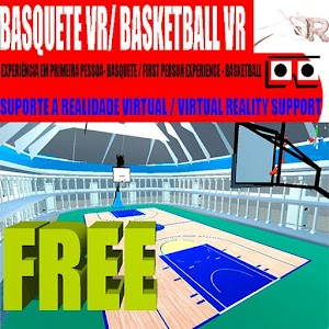 BASQUETE BASKETBALL VR FREE