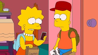 Lisa Simpson This Isn't Your Life