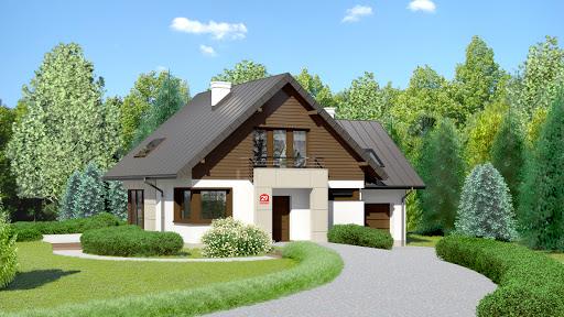 projekt Dom przy Cyprysowej 29