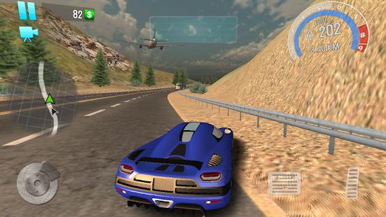 Racer UNDERGROUND Screenshot
