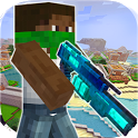 Block Wars: Survival City icon